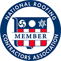 National Roofing Contractors Association badge