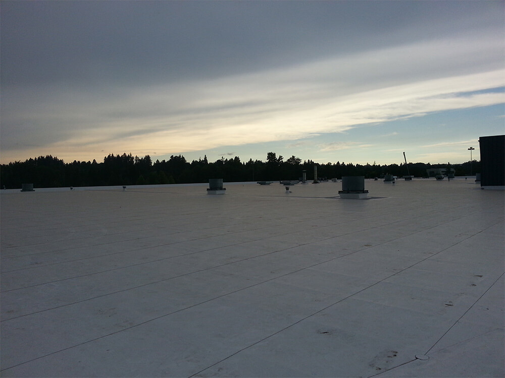 Commercial Roofing in Salem