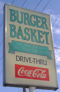 Burger Basket in Salem, OR