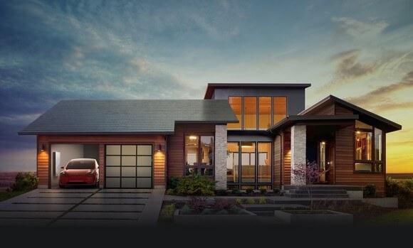 Tesla Solar Roofing (Source: Tesla)